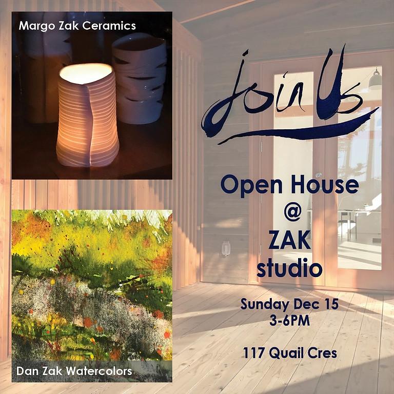 ZAK Studio Open House
