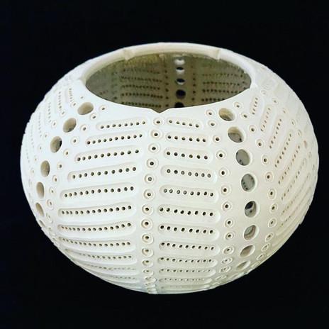 Urchin Lantern by LeeAnn Norgard