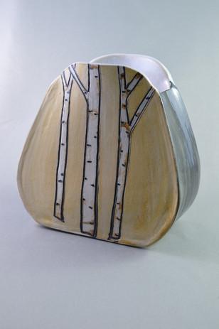 Slab Vase with Aspens.JPG