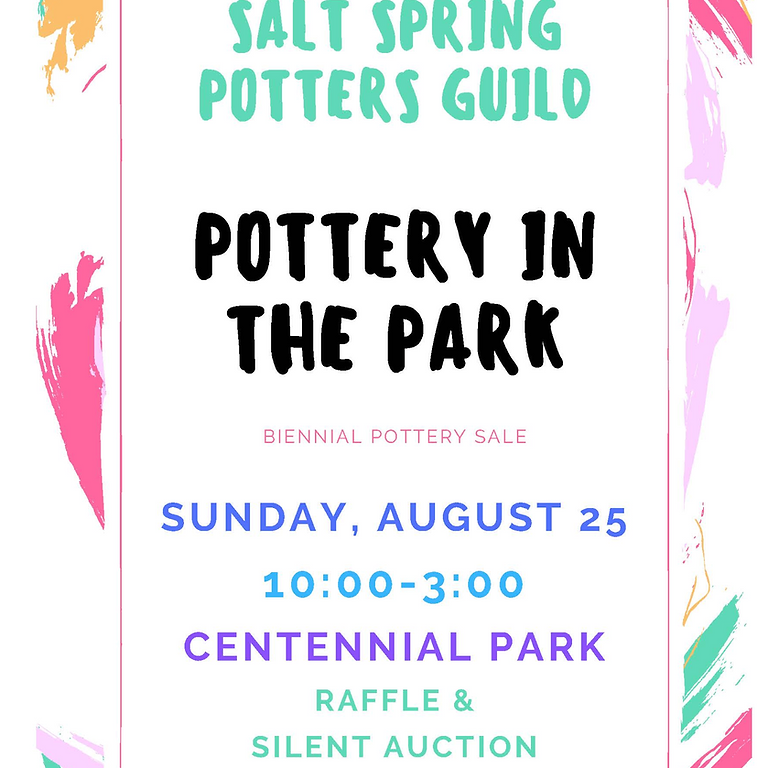 Pottery in the Park