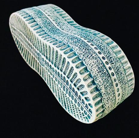 Diatom Sculpture LeeAnn Norgard