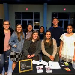 Student Ambassador Event