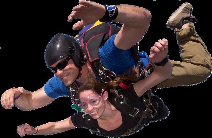 Tandem Skydive at Skydive Suffolk