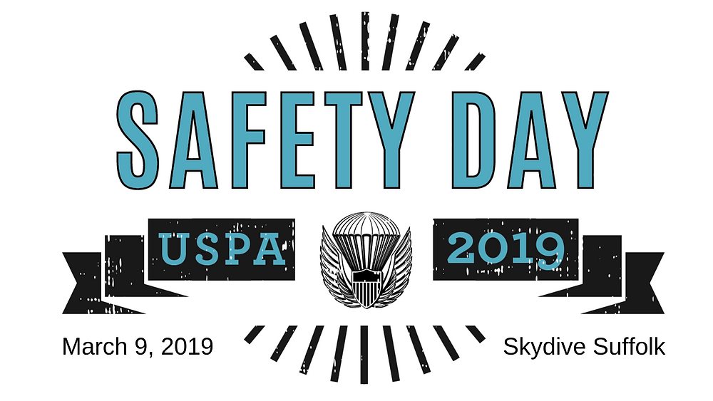 Safety Day USPA 2019