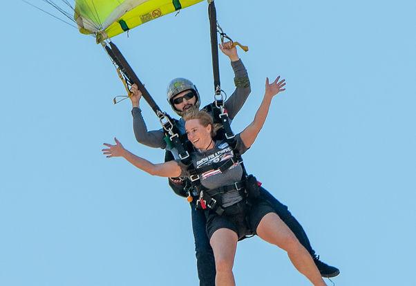 Tandem Skydiving   Virginia   Skydive Suffolk