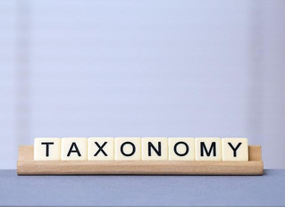 Shaping your eProcurement systems' TAXONOMY … including using UNSPSC coding