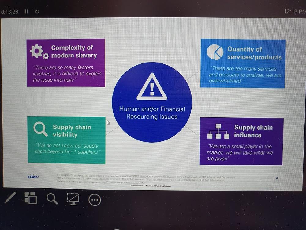 FOUR risks around the MSA - KPMG