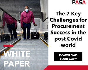 The 7 Key Challenges for Procurement Success in the post-Covid world:          New PASA WHITE-PAPER