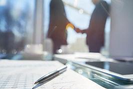 Procurement-finance-deal-agreement-colla
