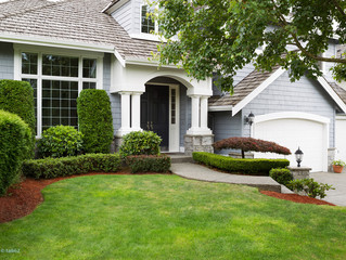 Curb Appeal and Home Sales: Make Landscaping a Top Priority