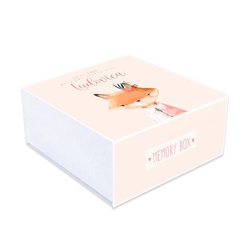 Memory box Volpina