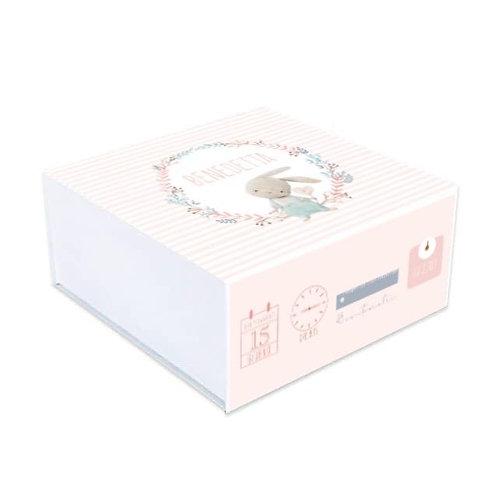 Memory box Dati Coniglietto Pink