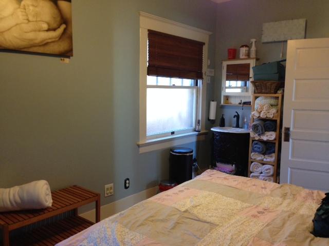 Main Birth Suite