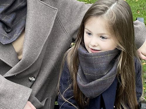KIDS Brown wool