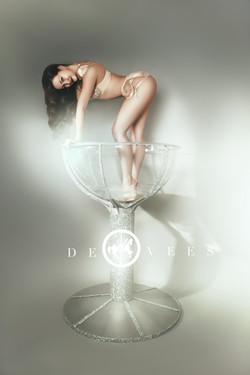 De Vees Martini Glass Show