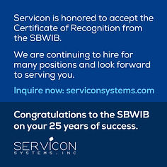 Servicon Systems Inc.