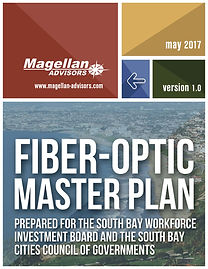 fiber-optic master plan, broadband