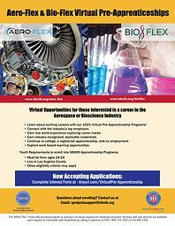SBWIB, BioFlex, AeroFlex, Pre-Apprenticeship, Apprenticeship