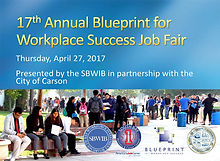 SBWIB, 17th Annual Blueprint Youth and Young Adult Job Fair