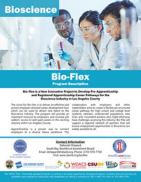 Bio-Flex Program-Description, SBWIB