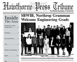 Hawthorne Press Tribune
