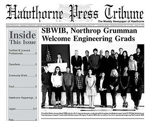 Hawthorne Press Tribune