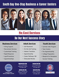 SBWIB, One-Stops, AJCC services