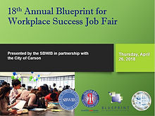 SBWIB, 18th Annual Blueprint Youth and Young Adult Job Fair