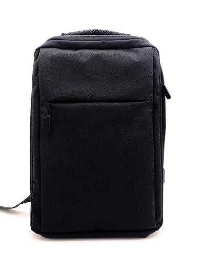 Domani Laptop Backpack - Black