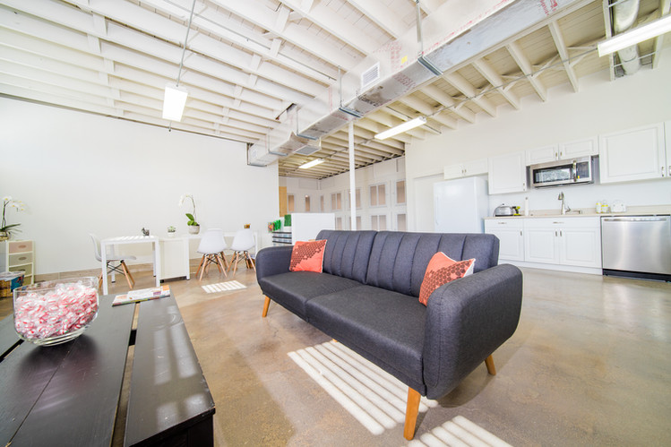 Indoor area