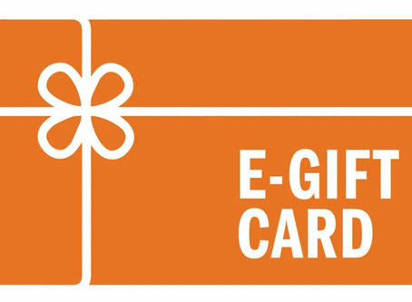 THANK YOU Gift Cards Available Now