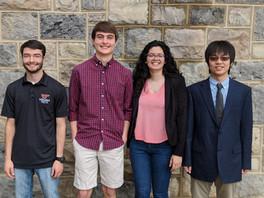 Undergraduate Summer Researchers Join the Paranumal Team