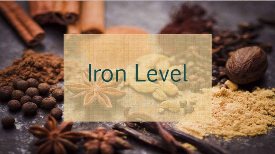 Iron Level