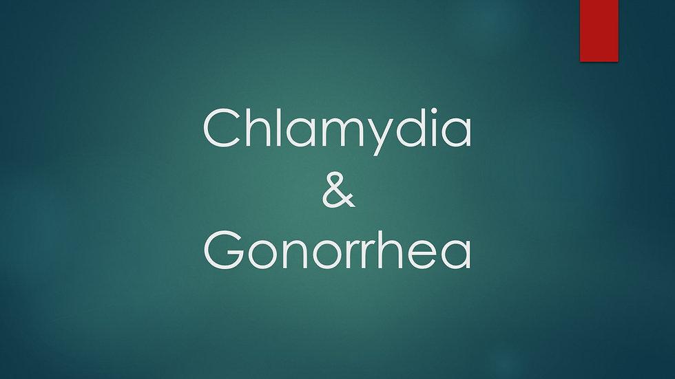 Chlamydia/Gonorrhea (urine)