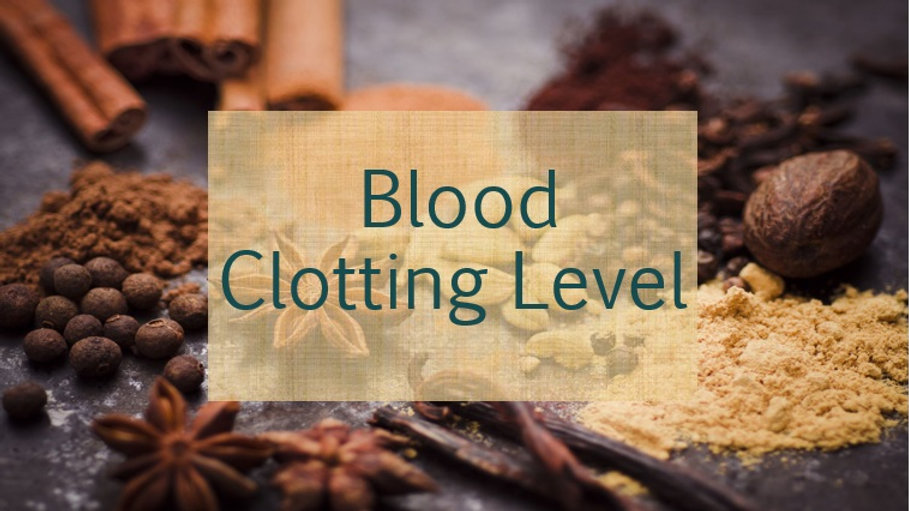 Blood Clotting Level (PT/INR)