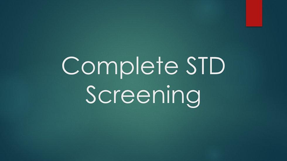Compete STD Screening