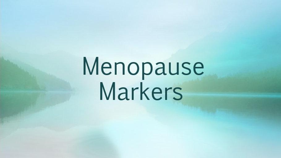 Menopause Markers (LH & FSH)