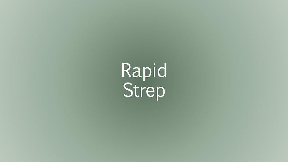 Rapid Strep