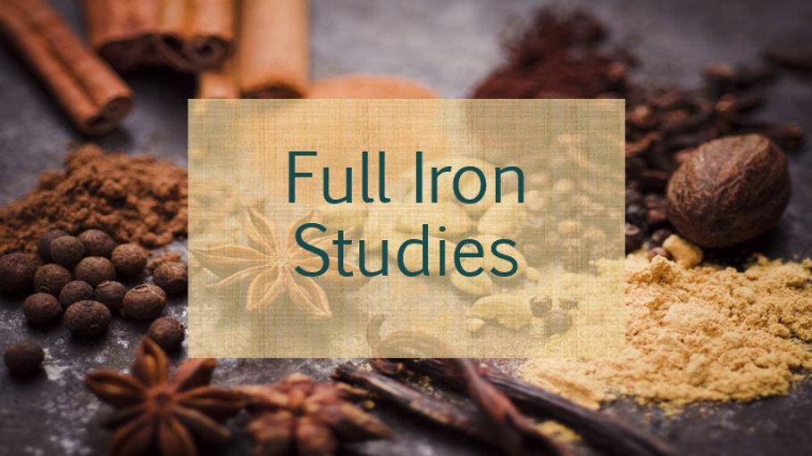 Full Iron Studies (Iron Panel & Ferritin)