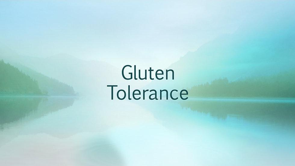 Gluten Tolerance Test (GTT)