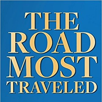 New book: The Road Most Traveled - My Journey with People of the Lie