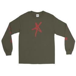 mens-long-sleeve-shirt-military-green-fr