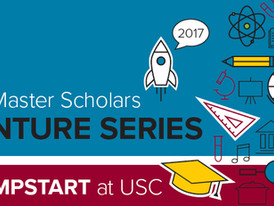 Get a Jumpstart at USC This Summer