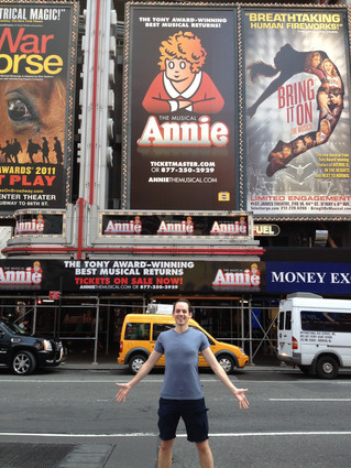 """The Debut of Debuts: """"Annie"""""""
