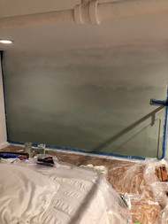 Lead Designer - Hand-painted Ombré Wall New York, NY