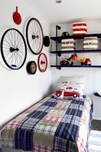 "Design Associate with @Nestrs - Brooklyn ""Big Boy"" Bedroom"