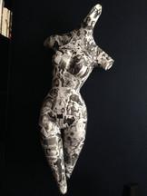 "Custom Wall Art Piece - ""Debrah"""