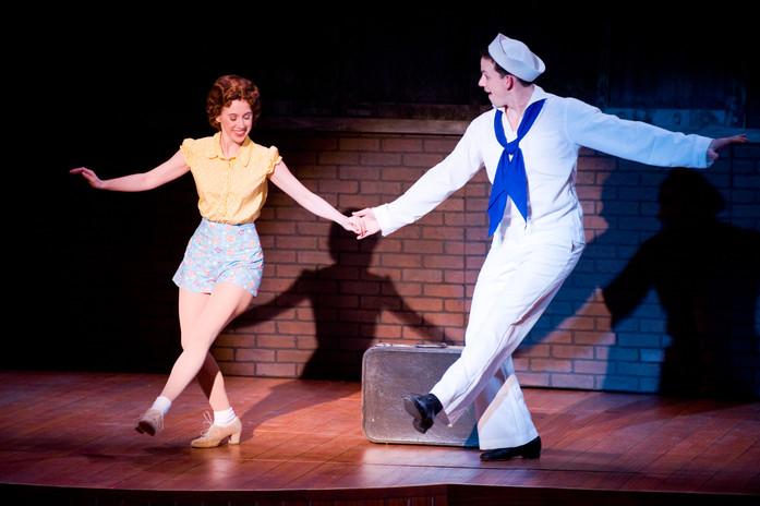 Ruby & Dick dancin'!