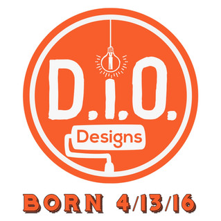 DIO Designs is birthed!