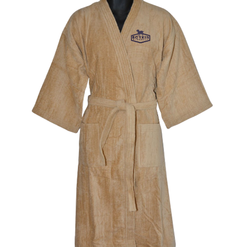 Spa Quality Unisex Robe- Velour